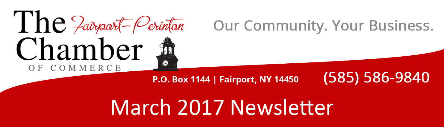 March 2017 newsletter fairport perinton chamber of commerce reheart Gallery